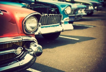Personenauto's, motoren enz.